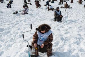 Народная рыбалка в Томской области