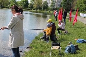 Третий этап «Народной рыбалки» пройдет на Ангарских прудах