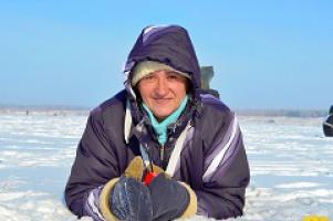Народная рыбалка в Карелии