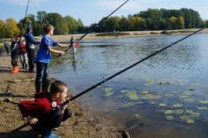 Народная рыбалка в Чистополе
