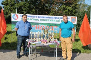 3-ый дмитровский этап фестиваля «Народная рыбалка» определил победителя