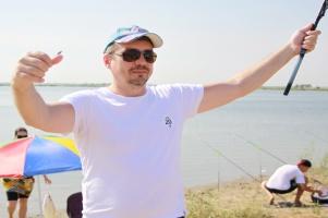 """Радио """"Комсомольская правда"""" провело в Ростове Фестиваль семейной рыбалки"""