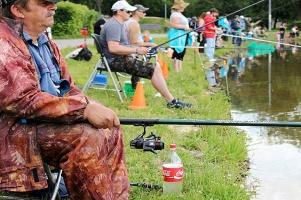 3 сентября на Ангарских прудах пройдет фестиваль «Народная рыбалка»